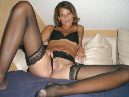 sexgeiles Nylon Luder sucht tabulose Sextreffen
