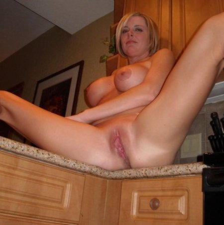Diese naturgeile Hausfrau ist für viele Männer eine MILF