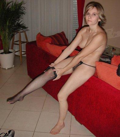 Hast du Lust eine Hausfrau zu ficken?